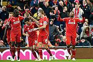Liverpool v West Ham United 310115
