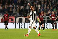 10.03.2017 - Torino - Serie A 2016/17 - 28a giornata  -  Juventus-Milan nella  foto: Medhi Benatia esulta dopo il gol