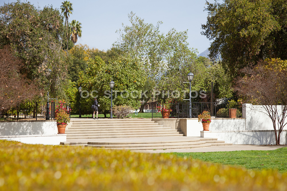 Scripps College in Claremont California