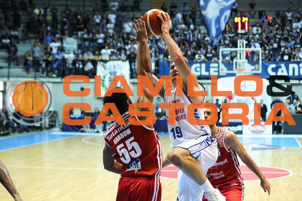 Red October Cantù VS Consultinvest Pesaro LBA serie A 3^ giornata stagione 2016/2017 Desio 16/10/2016<br /> <br /> Nella foto: Kariniauskas Vaidas