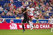 New York Red Bulls v DC United - 27 Sept 2017