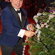 NLD/Hilversum/20151207- Sky Radio's Christmas Tree for Charity, Roel van Velzen