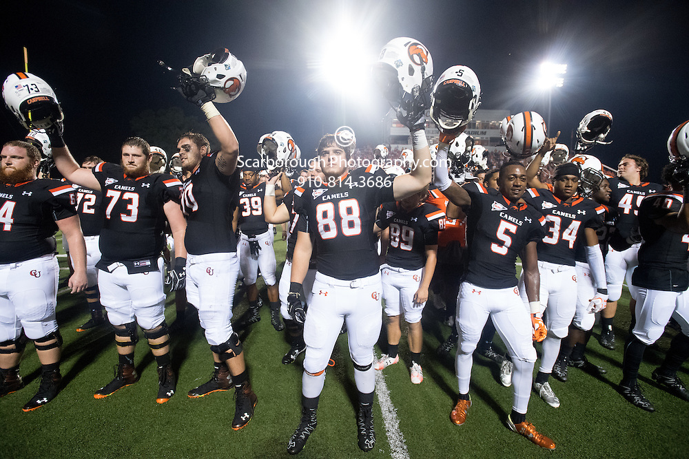 2016 Campbell University Football vs Butler