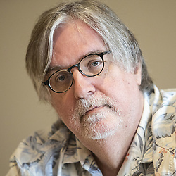 August 1, 2018 - Hollywood, CA, USA - Matt Groening Executive producer of the new Netflix cartoon  Disenchantment  (Credit Image: © Armando Gallo via ZUMA Studio)