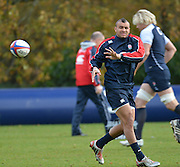 Pennyhill Park. Great Britain,  Jonathan JOSEPH . England squad training session at Pennyhill Park, Surrey,  Thursday  22/11/2012   in preparation  for the 2012 Autumn International Series match England vs South Africa  [Mandatory Credit. Peter Spurrier/Intersport Images]