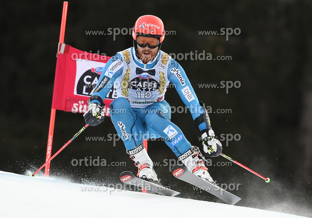 18.12.2016, Grand Risa, La Villa, ITA, FIS Weltcup Ski Alpin, Alta Badia, Riesenslalom, Herren, 1. Lauf, im Bild Leif Kristian Haugen (NOR) // in action during 1st run of men's Giant Slalom of FIS ski alpine world cup at the Grand Risa in La Villa, Italy on 2016/12/18. EXPA Pictures © 2016, PhotoCredit: EXPA/ Erich Spiess