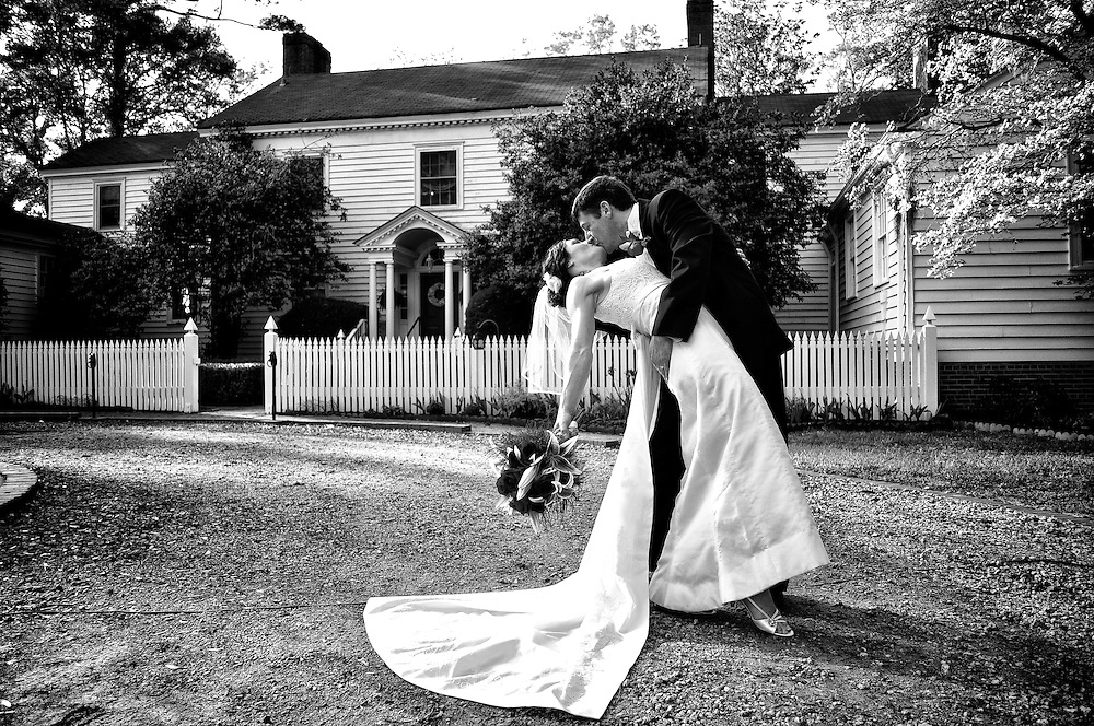 Rob and Kristin Wedding | Photography New Bern