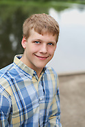 senior portraits: grant.