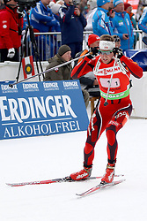 11.12.2011, Biathlonzentrum, Hochfilzen, AUT, E.ON IBU Weltcup, 2. Biathlon, Hochfilzen, Staffel Herren, im Bild Brattsveen Rune (Team NOR) // during Team Relay  E.ON IBU World Cup 2th Biathlon, Hochfilzen, Austria on 2011/12/11. EXPA Pictures © 2011. EXPA Pictures © 2011, PhotoCredit: EXPA/ nph/ Straubmeier..***** ATTENTION - OUT OF GER, CRO *****