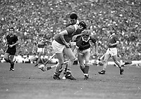 Tipperary Vs Cork Munster Senior Hurling Final in Limerick, 17/07/1988 (Part of the Independent Newspapers Ireland/NLI Collection).