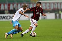 Milano - 28.09.2017 - Milan-Rijeka - Europa League   - nella foto:  Mateo Musacchio