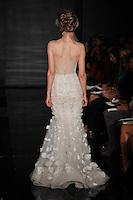 Reem Acra New York Bridal Spring 2012