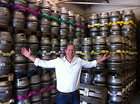 Here's James Morgan <br />