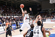 Gentile Alessandro<br /> Dolomiti Energia Trentino - Virtus Segafredo Bologna<br /> Lega Basket Serie A 2017/2018<br /> Trento, 30/09/2017<br /> Foto M.Brondi / Ciamillo - Castoria