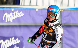 21.02.2015, Pohorje, Maribor, SLO, FIS Weltcup Ski Alpin, Maribor, Riesenslalom, Damen, 2. Lauf, im Bild Elisabeth Goergl (AUT) // Elisabeth Goergl of Austria after the 2nd run of ladie's Giant Slalom of the Maribor FIS Ski Alpine World Cup at the Pohorje in Maribor, Slovenia on 2015/02/21. EXPA Pictures © 2015, PhotoCredit: EXPA/ Erwin Scheriau