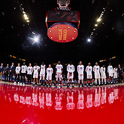 01 November 2018: The Aztecs beat Chaminade 68-63 in an exhibition game Thursday night at Viejas Arena.<br /> More game action at sdsuaztecphotos.com