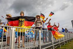 Deutsche Fans<br /> Tryon - FEI World Equestrian Games™ 2018<br /> Grand Prix Special Einzelentscheidung<br /> 14. September 2018<br /> © www.sportfotos-lafrentz.de/Stefan Lafrentz