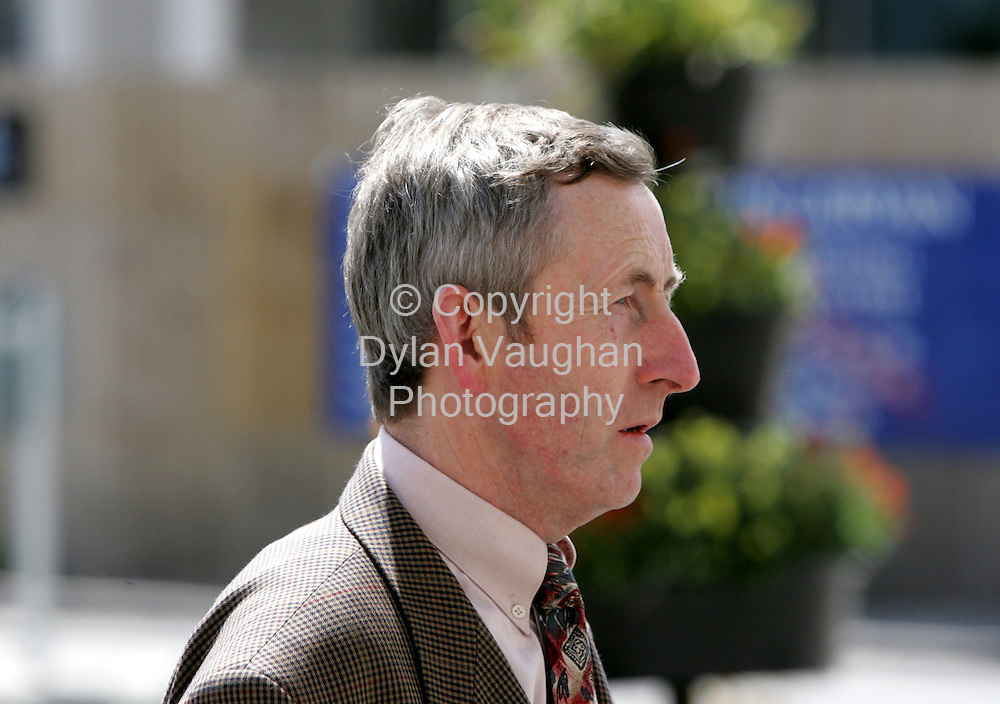 29/5/2006.Dennis Healy of the Department of Agriculture at Dungarvan Court.Picture Dylan Vaughan