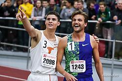 Boston University John Thomas Terrier Indoor Invitational Track & Field, mens Mile, , Nike, , University of Texas,