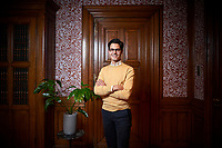 Den Haag, 10 december 2018 - <br /> D66 fractievoorzitter Rob Jetten.<br /> Foto: Phil Nijhuis