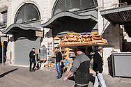 Jerusalem - One of the best ways to see the real Jerusalem is to shop in the old food market, Mahane Yehuda, known to everyone as the shuk.