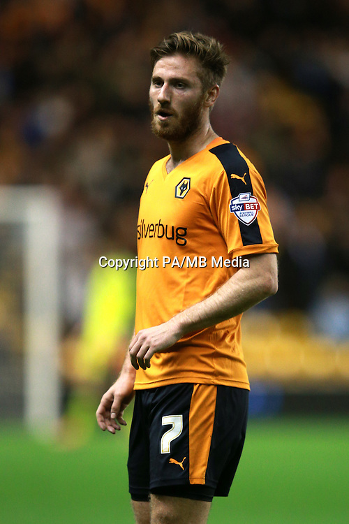 Wolverhampton Wanderers James Henry during the Sky Bet Championship match at Molineux, Wolverhampton.
