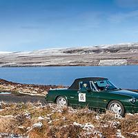 Car 66 Wolfgang Gehrels / Heike Riess Alfa Romeo Spider