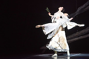 The 16th century epic The Peony Pavilion is one of the most enduring love stories in Chinese literature. Originally performed as a Kunqu Opera in a 20-hour cycle, it is redrawn by director Li Liuyi and choreographer Fei Bo into a pioneering two-act fusion ballet, combining Western style choreography with traditional Chinese influences. Featuring dancers Zhu Yan & Ma Xiaodong.