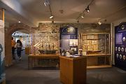 Naval War College Museum, Newport, Rhode Island, USA