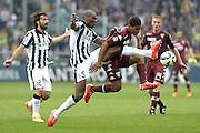 © Filippo Alfero<br /> Torino-Juventus, Serie A 2014/2015<br /> Torino, 26/04/2015<br /> sport calcio<br /> Nella foto: