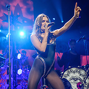 TOVE LO performs at the Hot 99.5 Jingle Ball at the Verizon Center in Washington, D.C.