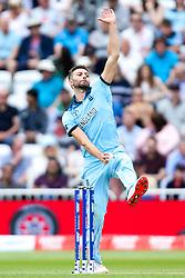 Mark Wood of England bowls - Mandatory by-line: Robbie Stephenson/JMP - 03/06/2019 - CRICKET - Trent Bridge - Nottingham, England - England v Pakistan - ICC Cricket World Cup 2019 Group Stage