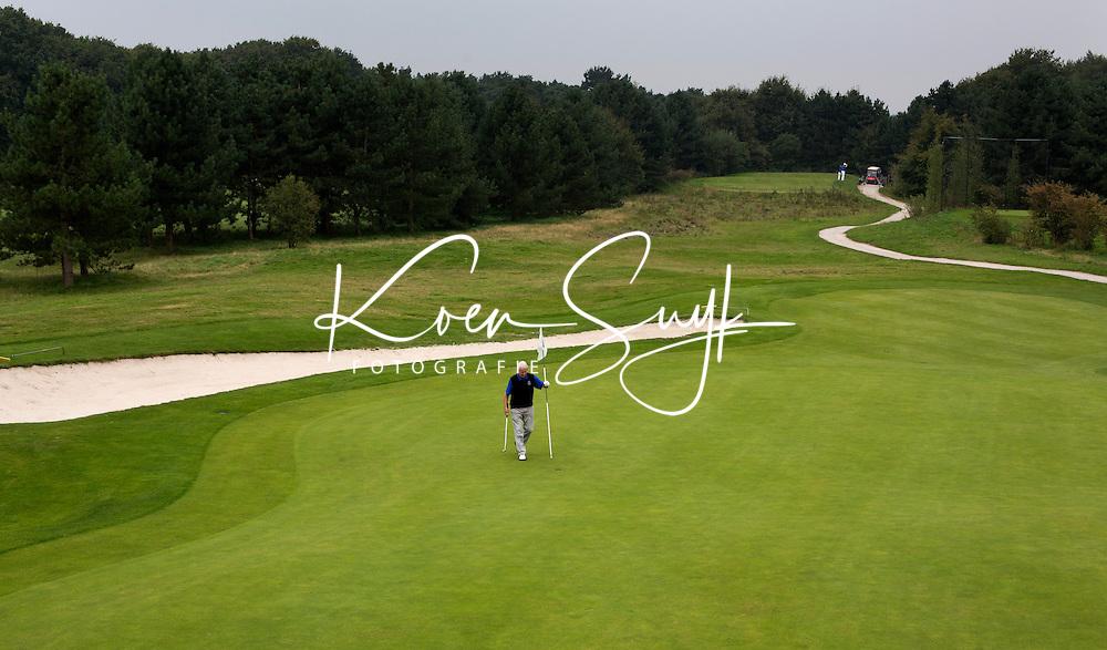 OOSTERHOUT - Hole 17. Oosterhoutse Golf Club COPYRIGHT KOEN SUYK