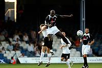 Photo: Marc Atkins.<br />Luton Town v Fulham. Pre Season Friendly. 21/07/2006.<br />Papa Douba Diop of Fulham.