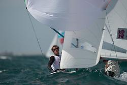 2012 Olympic Games London / Weymouth<br /> Brauchli Yannick, Hausser Romuald, (SUI, 470 Men)