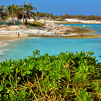 Idyllic Getaway at Great Stirrup Cay, Bahamas<br /> Norwegian Cruise Line is justifiably proud of their private out-island. Since 1977, they converted an overgrown rock into an idyllic getaway. From 2010 through 2017, they spent another $20 million to add more facilities, adventures and beautiful landscaping. This means you can expect to enjoy something new each time you visit. But two things will remain constant: pristine beaches and turquoise blue water.  Those alone are the definition of paradise.
