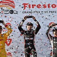 2014 INDYCAR RACING ST PETERSBURG