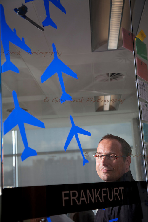 Gareth Williams.CEO & Co-founder of Skyscanner
