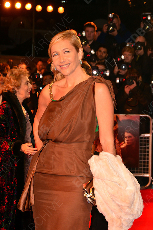 08.JANUARY.2012. LONDON<br /> <br /> TANIA BRYER ARRIVES AT THE WAR HORSE PREMIERE HELD AT THE ODEON LEICESTER SQUARE IN LONDON.<br /> <br /> BYLINE: EDBIMAGEARCHIVE.COM<br /> <br /> *THIS IMAGE IS STRICTLY FOR UK NEWSPAPERS AND MAGAZINES ONLY*<br /> *FOR WORLD WIDE SALES AND WEB USE PLEASE CONTACT EDBIMAGEARCHIVE - 0208 954 5968*