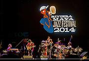 Chick Corea &amp; The Vigil <br /> Riviera Maya Jazz Festival 2014