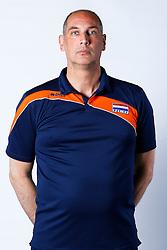 20150506 NED: Selectie Nederlands volleybal team mannen, Arnhem<br />Op Papendal werd het Nederlands team volleybal seizoen 2015-2016 gepresenteerd / Ron Zwerver<br />©2015-FotoHoogendoorn.nl / Pim Waslander