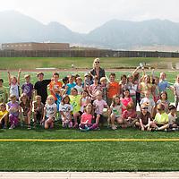 Mesa 2nd Grade Mile