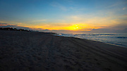 Sunrise, Beach, San Jose del Cabo, Baja, Mexico