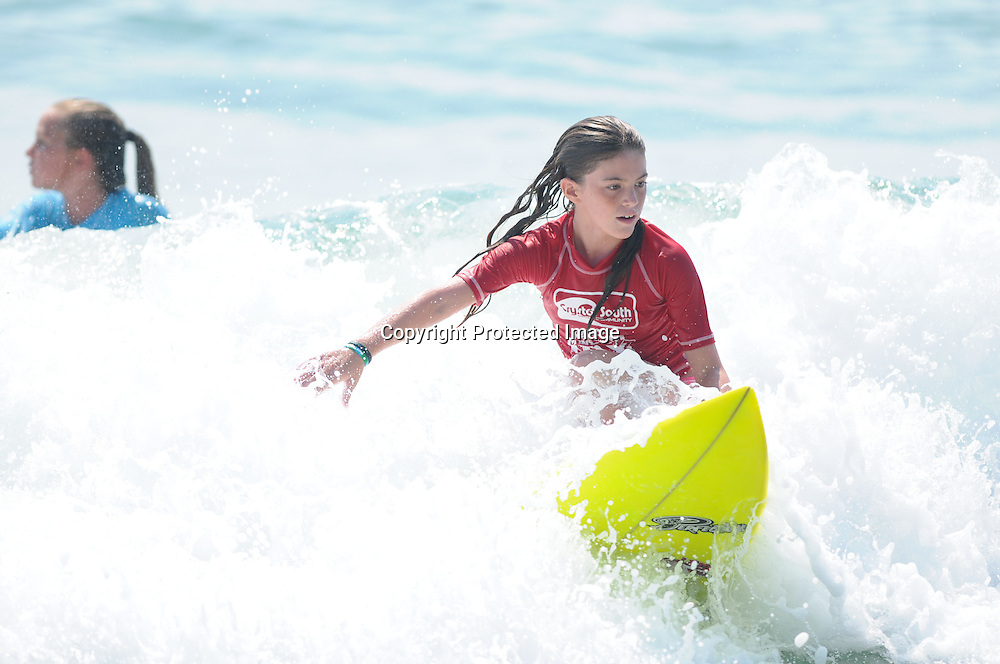 Female surfers competed Sunday August 17, 2014 in divisions Novice to Pro at the Wrightsville Beach Wahine Classic in Wrightsville Beach, N.C. (Jason A. Frizzelle)
