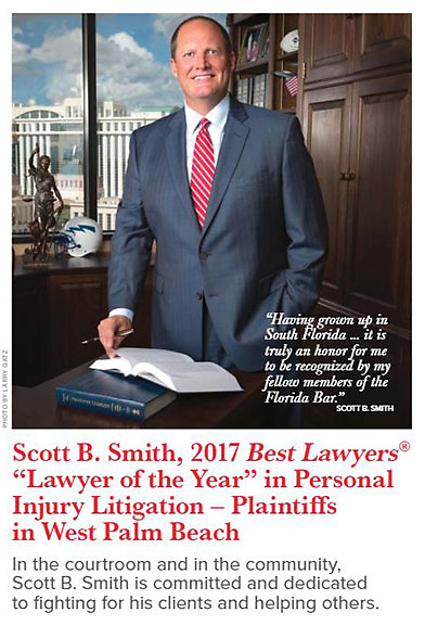 Scott B. Smith, Esq., BEST LAWYER, South Florida edition