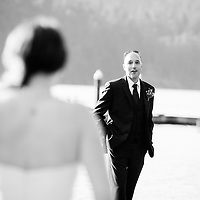 Pender Island Wedding Photography: Heather + Peter at Poet's Cove Resort