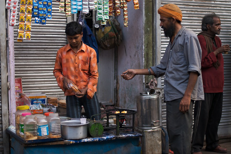 Chandni Chowk Images.