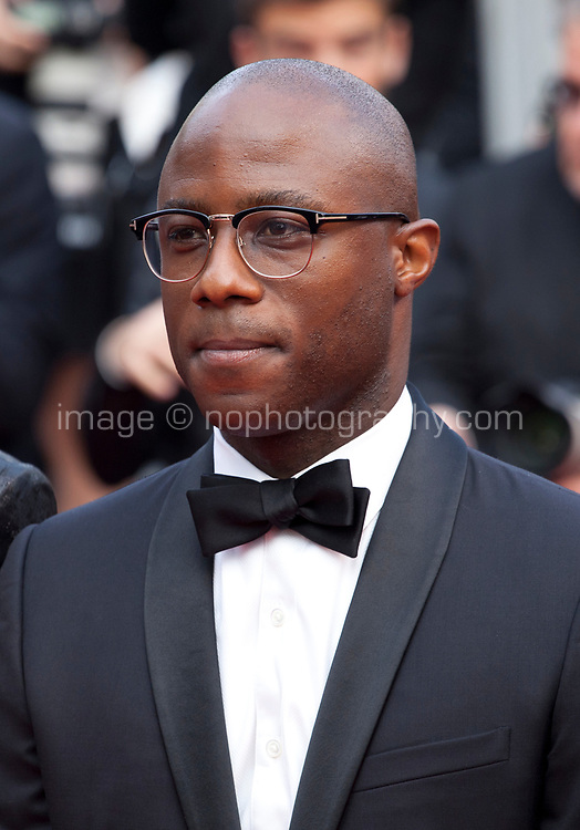 Barry Jenkins at Twin Peaks gala screening at the 70th Cannes Film Festival Thursday 25th May 2017, Cannes, France. Photo credit: Doreen Kennedy