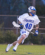 03/18/2008 <br /> DURHAM, N.C. -- Matt Danowski scored four goals and added one assist as top-ranked Duke defeated visiting Colgate, 15-7, on Tuesday night at Koskinen Stadium in Durham, N.C.