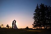 Lisa & Drew's gorgeous fall wedding at WHistle Bear Golf Club